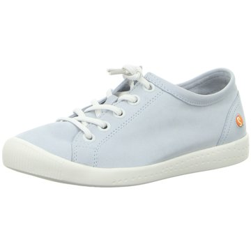 Softinos Sneaker LowISLAII557SOF blau