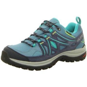 Salomon Outdoor SchuhEllipse 2 GTX blau