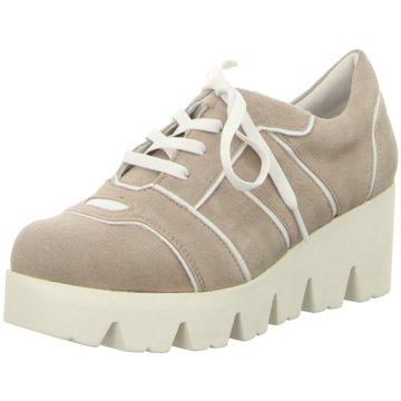 Gerry Weber Plateau Sneaker beige