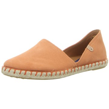 Verbenas EspadrilleCarmen Calpe orange