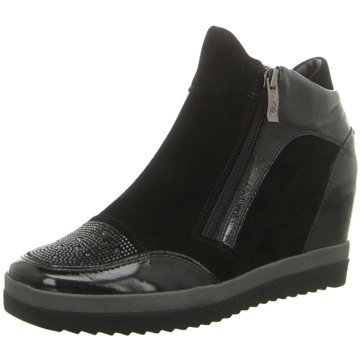 ara Sneaker WedgesLausanne schwarz