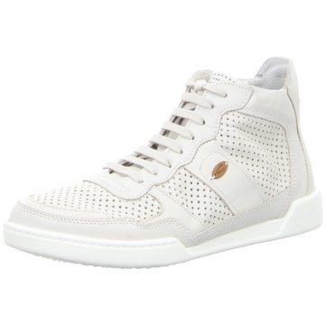 camel active Sneaker High weiß