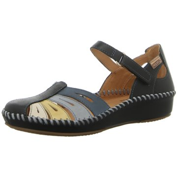 Pikolinos Komfort SandaleP. Vallarta schwarz