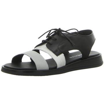 LE BOHÉMIEN SandaleS54 schwarz