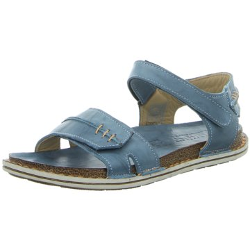 Gemini Komfort Sandale blau