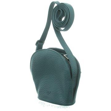 Voi Leather Design UmhängetascheRV-Tasche türkis