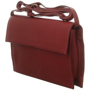 Voi Leather Design Taschen rot