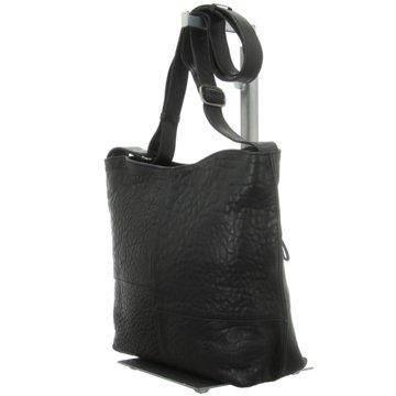 Voi Leather Design Taschen schwarz