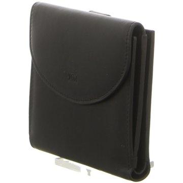 Voi Leather Design Geldbörsen & EtuisDamenbörse schwarz
