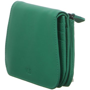 Voi Leather Design Geldbörsen & EtuisKombibörse grün