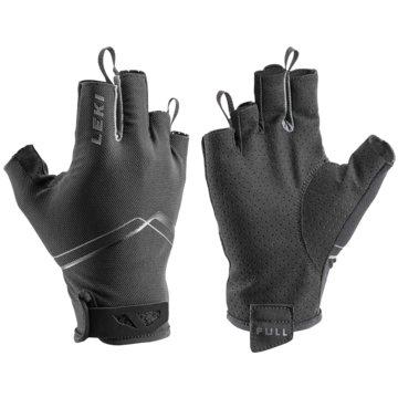 Leki FingerhandschuheMULTI BREEZE SHORT - 649704301 schwarz