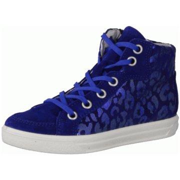 Ricosta Sneaker High blau