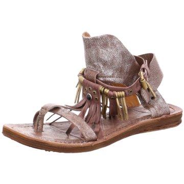 A.S.98 Sandalette braun