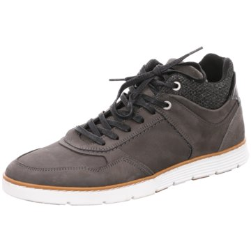 Bullboxer Sneaker High grau