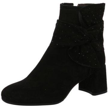 Maripé Klassische Stiefelette schwarz