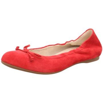 Gabor Faltbarer Ballerina rot