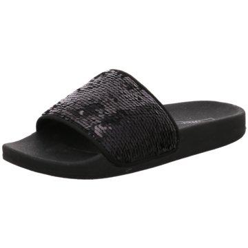 Esprit Pool Slides schwarz