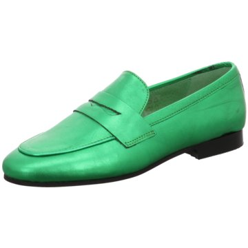 Post XChange Klassischer Slipper grün