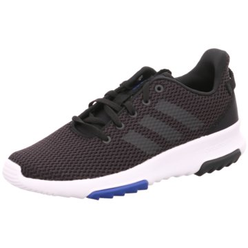 adidas Sneaker LowCF Racer TR K schwarz