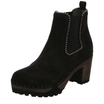 Softclox Chelsea Boot schwarz