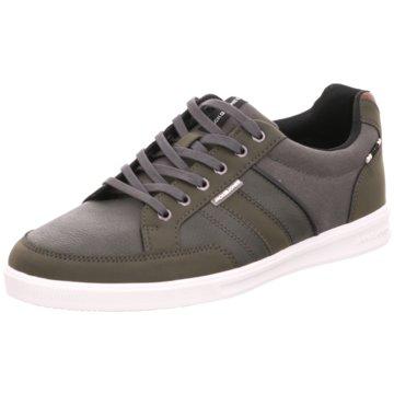 Jack & Jones Sneaker Low grau