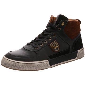 Pantofola d` Oro Street Look schwarz