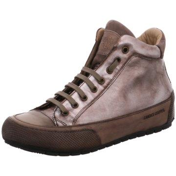 Candice Cooper Sneaker High silber