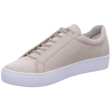 Vagabond Top Trends Sneaker beige