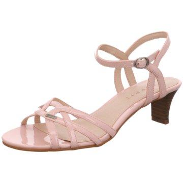 Esprit RiemchensandaletteBirkin Sandal rosa