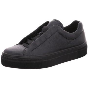 Legero Plateau Sneaker schwarz