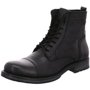 Jack & Jones Boots Collection schwarz