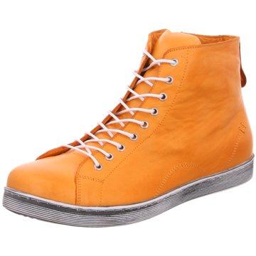 Andrea Conti Komfort StiefeletteAirfit orange