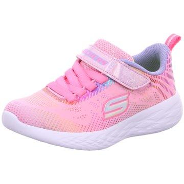 Skechers Schnürschuh pink