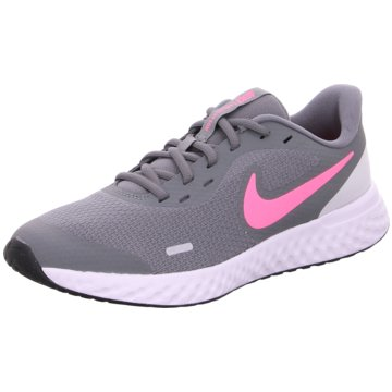 Nike Sneaker LowRevolution 5 Big Kids grau