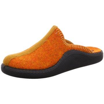 Westland HausschuhMonaco 62 orange