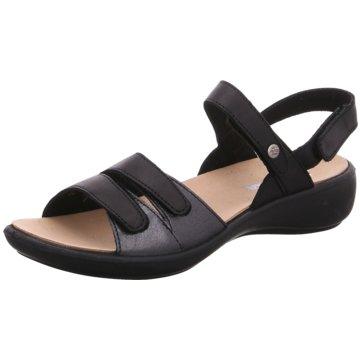Westland Sandale schwarz