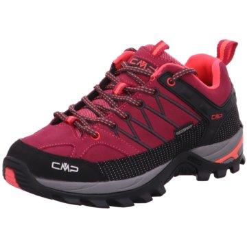CMP Outdoor Schuh rot