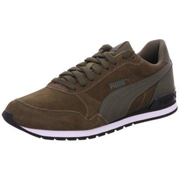 Puma Sneaker Low grün