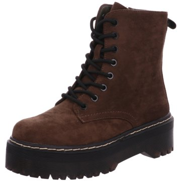 Lucky shoes Boots braun