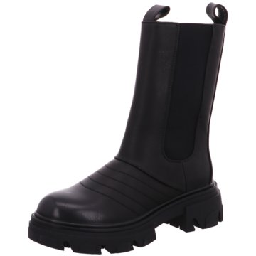 Lucky shoes Chelsea Boot schwarz