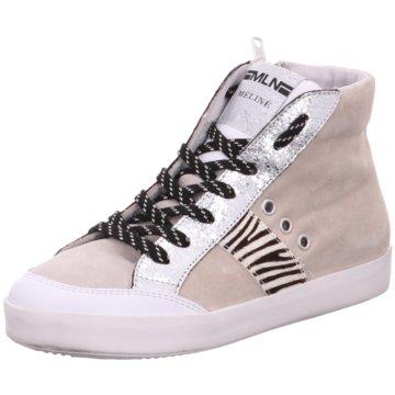 Meline Sneaker High beige