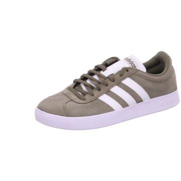 adidas Street LookVL COURT 2.0 - G54132 grün