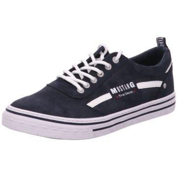 Mustang Sneaker Low4147306 blau