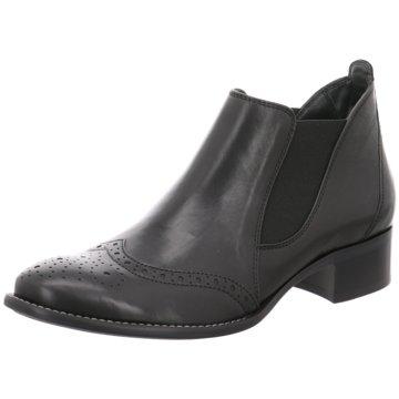 Paul Green Chelsea Boot7358 schwarz