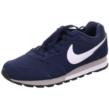 Nike Sneaker LowMD Runner 2 blau