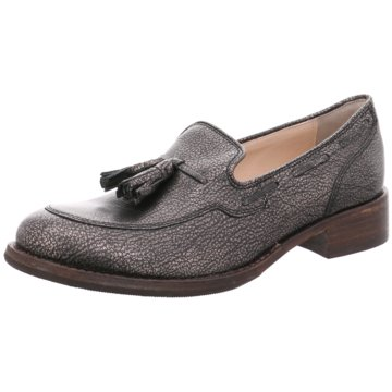 Clarks Business SlipperTomina Bay grau