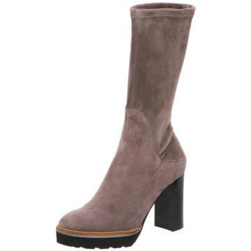 Maripé Klassischer Stiefel grau