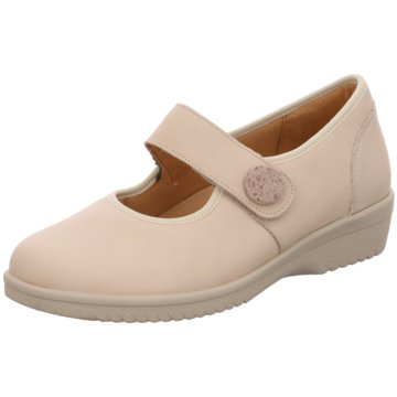 Ganter Komfort Slipper beige