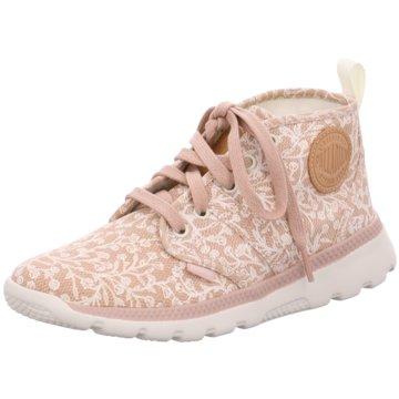 Palladium Sneaker High rosa