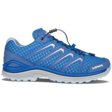 LOWA Outdoor SchuhMADDOX LO Ws - 320656 blau
